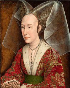 Isabella de Portugal, Roger van der Weyden