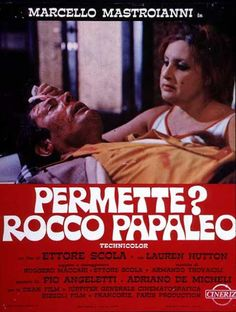 Cinema e teatro: PERMETTE? ROCCO PAPALEO - Ettore Scola