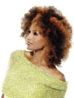 Vivica Fox - 100% Human Hair - Kinky Bulk -- This is an Amazon Affiliate link. Continue to the product at the image link.
