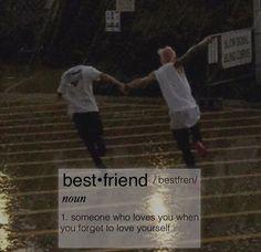Ellos son mas que mejores amigos