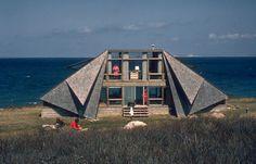 Levitas House by Andrew Geller – Martha's Vineyard 1964