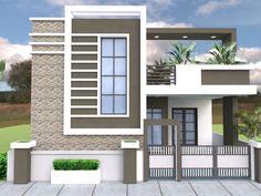 Village House Design, House Front Design, Village Houses, Independent House, Stylish Girl Images, House Elevation, India Beauty, Garage Doors, Google Drive