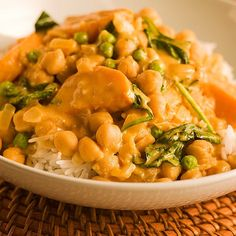 Recipe of the Day!> Sweet Potato Chickpea Curry> A brightly flavoured bowl of half stew, half soup and all flavour!
