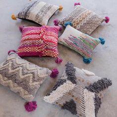 Aztlan cushions