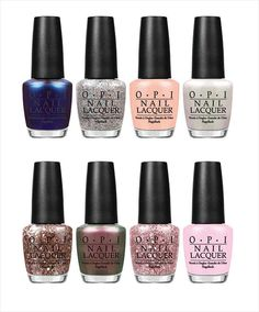 OPI Soft Shades 2014 Muppets Most Wanted