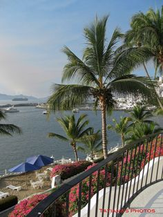 Dolphin Cove Inn, Manzanillo, Mexico, view from room baclony