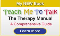 An awesome guide for early intervention speech therapy