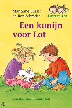 12-09-14 Een konijn voor Lot, Marianne Busser & Ron Schröder   9789026996603   Boeken...