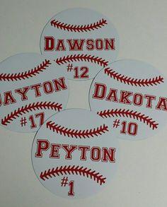 Desinged Oval Car Magnet For North Howell Bombers Travel Baseball - Custom car magnets baseball