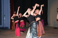 danza creativa.