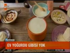 Cevizli Ekmek (Ekşi Mayalı) - Sevgili Mutfak Galo, Pasta, Yogurt, Pudding, Food And Drink, Desserts, Tailgate Desserts, Deserts, Puddings