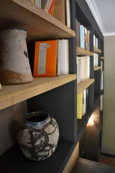 Am nagement m dium d co int rieure pinterest paris et cuisine - Bibliotheque sur mesure paris ...