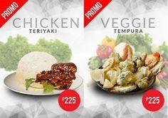 Veggie tempura and the chicken teriyaki is one of most favorite menu at Gloria Maris-Wilson try it now very affordable good for vegetari. Veggie Tempura, Best Chinese Restaurant, City Restaurants, Party Venues, Teriyaki Chicken, Most Favorite, Veggies, Menu, Breakfast