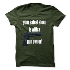 #Petst-shirt... Nice T-shirts  Worth :$20.00Purchase Now  Low cost Codes View photographs & photographs of safest sleep is with a gun owner t-shirts & hoodies:In case you don't completely love our design, you possibly can SEARCH your favourite one through ....
