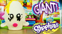 Shopkins Giant Play Doh Surprise Egg Googy - I made Googy from Play-Doh, Googy is a very cute Shopkin and looks amazing made from Play Doh #shopkins #googy #playdoh #play-doh #surpriseegg #surprise #shopkinsworld #kawaii #cute #egg #giant