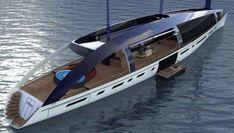 Sailboat concept
