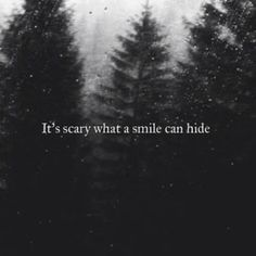Chiari - Hiding behind the smile