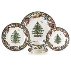 Spode Christmas Tree Grove