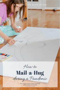 How to Mail-a-Hug During Quarantine • A Sweet Life with Style