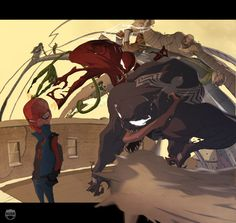 Spidey's Troubles