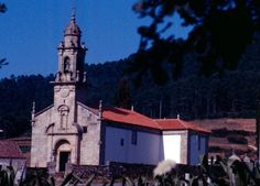 Iglesia parroquial de San Xoan de Carbia