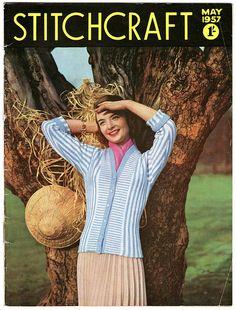 Stitchcraft Magazine - May 1957