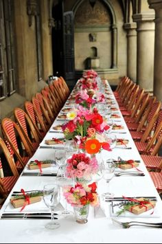 Photos: A Lunch in Honor of Christian Louboutin, A Dinner for Paul Andrew, and A Nicholas Kirkwood Event – Vogue Wedding Venue Decorations, Table Decorations, Wedding Venues, Lunch Table Settings, Fresco, All Tomorrow's Parties, Christian Louboutin, Ladies Lunch, Before Wedding
