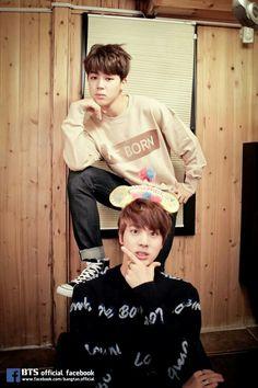BTS | JIN and JIMIN