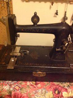 davis sewing machine for sale