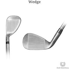 Types of Golf Clubs - Illustrated Guide into Golf Club Types | Golf Distillery Golf Terms, Distillery, Golf Clubs, Wedges, Sports, Hs Sports, Sport, Wedge, Wedge Sandals