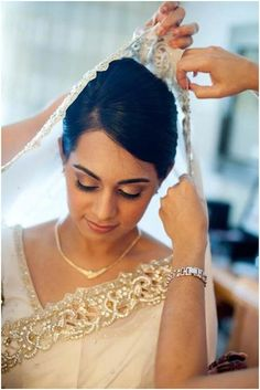 Simple Ismaili Bride