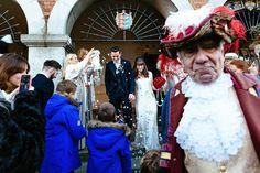 Winter wedding at Rye Town Hall