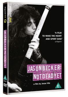 Jason Becker: Not Dead Yet DVD