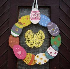 kreatív ötletek gyerekeknek tavaszra - Google keresés Easter Games, Diy For Girls, Spring Crafts, Girls Night, Origami, Diy And Crafts, Activities, Christmas Ornaments, Holiday Decor