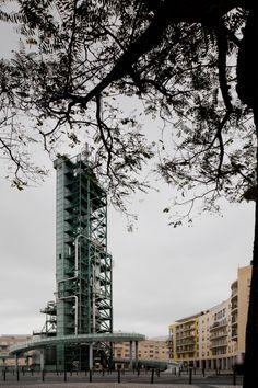 © invisiblegentleman.com | galp tower | Manuel Graça Dias, Egas José Vieira