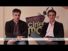"""Incontro d'autore: Agostino Ferrante e Giovanni Piperno, """"Le Cose Belle"""""""