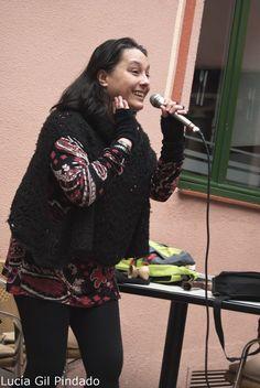 Cuentacuarenta- Rondas de Cuentos- Narradora en La Posada de la Fruta- 23/02/2013