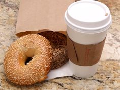coffee and bagel dating service