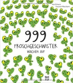 999 Froschgeschwister wachen auf: Amazon.de: Ken Kimura, Yasunari Murakami: Bücher