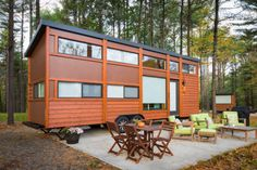 Tiny House Vacation Village Near Woodstock, New York