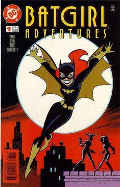 batgirl comic - Google Search