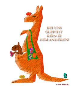 Bei uns gleicht kein Ei dem anderen. Kinderbuch 'Bunt, gleich und anders ... wie Du und ich' - ISBN Nr. 978-3-7386-0260-9 Illustration: Elisabeth Diaab  www.diaab.de