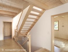 #stairs #stairscase #wood #beech #interior #interiaordesign #natural