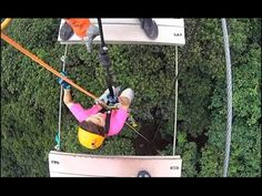 Extreme and Awesome Bridge Adventure in Toro Verde Puerto Rico - YouTube