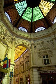 Macca Vilacrosse passage, Bucharest www.romaniasfriends.com