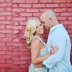 A Bright & Happy Florida Beach Engagement Session