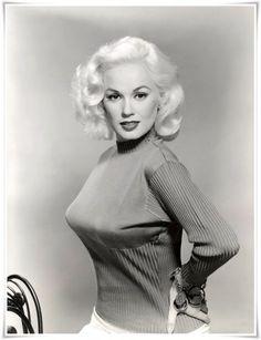 1950's Classic Hollywood Blonde Bombshells