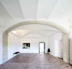 A 15th Century Palace Turns Gallery & Weekend Home