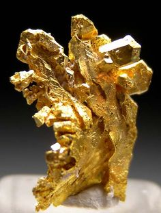Gold from Round Mountain Mine, Nye Co., Nevada [db_pics/pics/b354b.jpg]