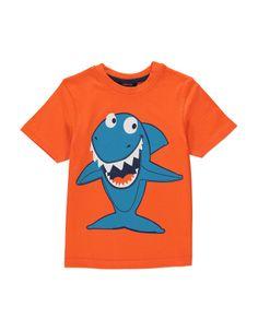 Shark T-shirt   Boys   George at ASDA